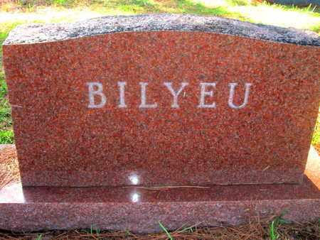 BILYEU, FAMILY STONE - Caddo County, Louisiana | FAMILY STONE BILYEU - Louisiana Gravestone Photos