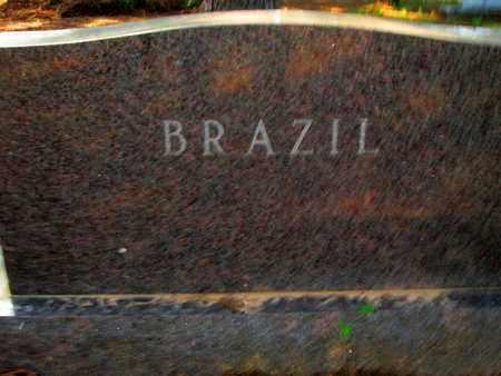 BRAZIL, FAMILY STONE - Caddo County, Louisiana | FAMILY STONE BRAZIL - Louisiana Gravestone Photos