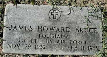 BRUCE, JAMES HOWARD (VETERAN ) - Caddo County, Louisiana   JAMES HOWARD (VETERAN ) BRUCE - Louisiana Gravestone Photos