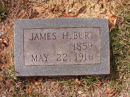 BURT, JAMES H - Caddo County, Louisiana | JAMES H BURT - Louisiana Gravestone Photos