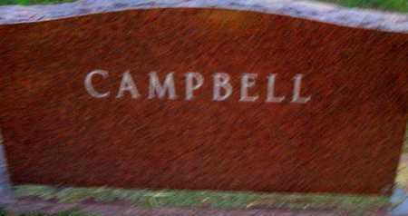 CAMPBELL, FAMILY STONE - Caddo County, Louisiana | FAMILY STONE CAMPBELL - Louisiana Gravestone Photos