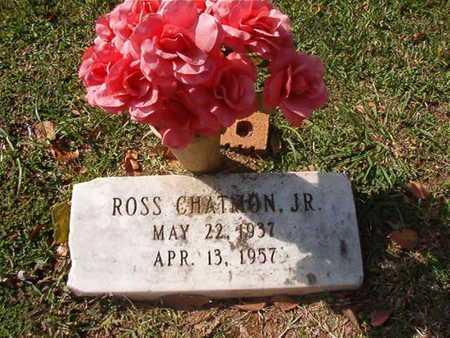 CHATMON, ROSS, JR - Caddo County, Louisiana | ROSS, JR CHATMON - Louisiana Gravestone Photos