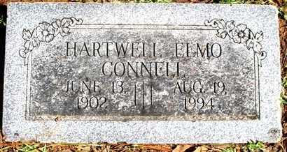 CONNELL, HARTWELL ELMO - Caddo County, Louisiana   HARTWELL ELMO CONNELL - Louisiana Gravestone Photos