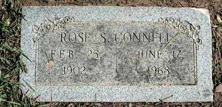 SMITH CONNELL, ROSE - Caddo County, Louisiana | ROSE SMITH CONNELL - Louisiana Gravestone Photos