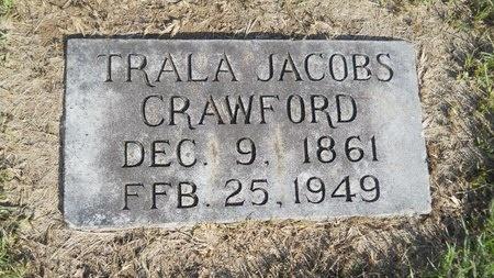 CRAWFORD, TRALA - Caddo County, Louisiana   TRALA CRAWFORD - Louisiana Gravestone Photos