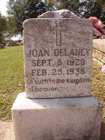 DELANEY, JOAN - Caddo County, Louisiana | JOAN DELANEY - Louisiana Gravestone Photos