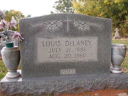 DELANEY, LOUIS - Caddo County, Louisiana | LOUIS DELANEY - Louisiana Gravestone Photos