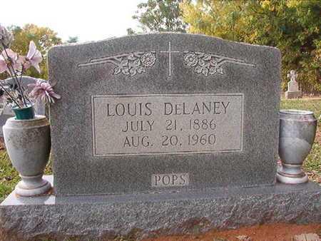 DELANEY, LOUIS - Caddo County, Louisiana | LOUIS DELANEY - Louisiana Gravestone Photos