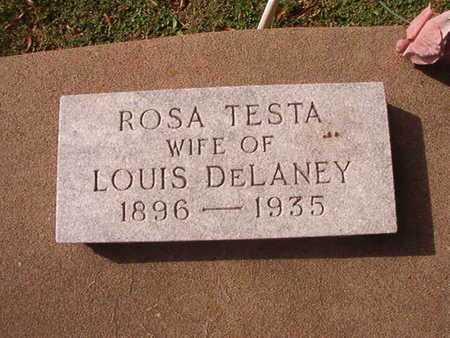 DELANEY, ROSA - Caddo County, Louisiana | ROSA DELANEY - Louisiana Gravestone Photos