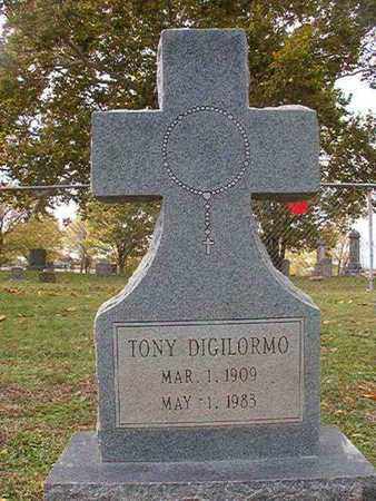 DIGILORMO, TONY - Caddo County, Louisiana | TONY DIGILORMO - Louisiana Gravestone Photos