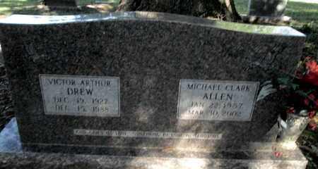 ALLEN, MICHAEL CLARK - Caddo County, Louisiana | MICHAEL CLARK ALLEN - Louisiana Gravestone Photos