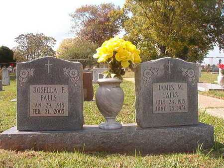 FALLS, ROSELLA F - Caddo County, Louisiana | ROSELLA F FALLS - Louisiana Gravestone Photos