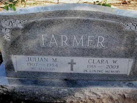WOOD FARMER, CLARA - Caddo County, Louisiana | CLARA WOOD FARMER - Louisiana Gravestone Photos