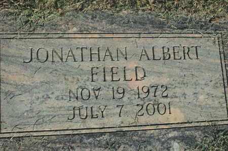 FIELD, JONATHAN  ALBERT - Caddo County, Louisiana | JONATHAN  ALBERT FIELD - Louisiana Gravestone Photos