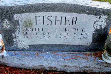CRUISE FISHER, RUTH - Caddo County, Louisiana | RUTH CRUISE FISHER - Louisiana Gravestone Photos