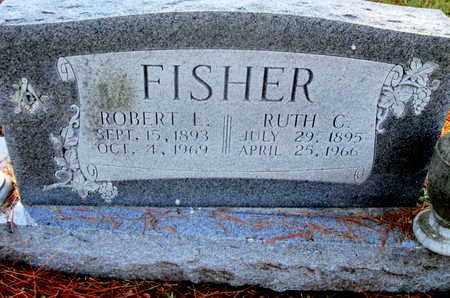 FISHER, RUTH - Caddo County, Louisiana   RUTH FISHER - Louisiana Gravestone Photos