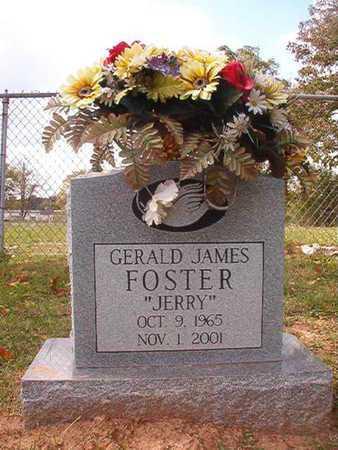 "FOSTER, GERALD JAMES ""JERRY"" - Caddo County, Louisiana | GERALD JAMES ""JERRY"" FOSTER - Louisiana Gravestone Photos"