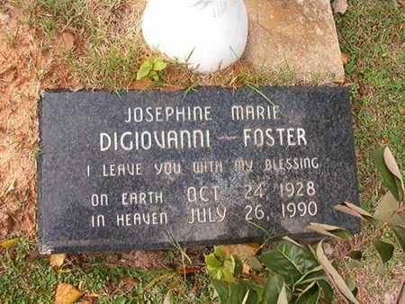 FOSTER, JOSEPHINE MARIE - Caddo County, Louisiana | JOSEPHINE MARIE FOSTER - Louisiana Gravestone Photos