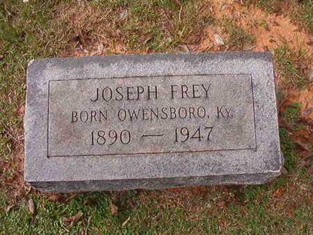 FREY, JOSEPH - Caddo County, Louisiana | JOSEPH FREY - Louisiana Gravestone Photos