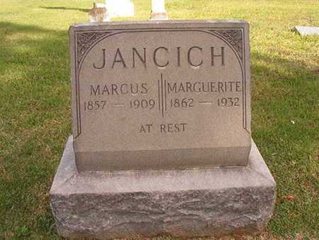 JANCICH, MARGUERITE - Caddo County, Louisiana | MARGUERITE JANCICH - Louisiana Gravestone Photos