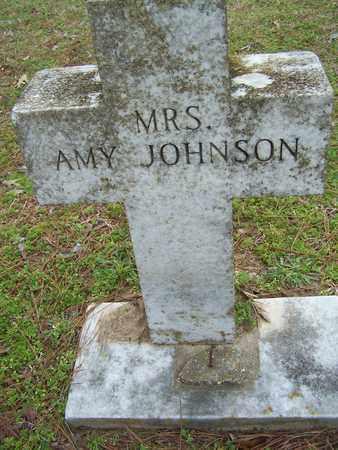 JOHNSON, AMY - Caddo County, Louisiana | AMY JOHNSON - Louisiana Gravestone Photos