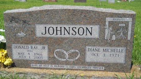 JOHNSON, DONALD RAY, JR - Caddo County, Louisiana | DONALD RAY, JR JOHNSON - Louisiana Gravestone Photos