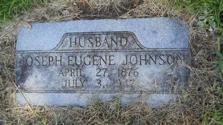JOHNSON, JOSEPH EUGENE - Caddo County, Louisiana   JOSEPH EUGENE JOHNSON - Louisiana Gravestone Photos