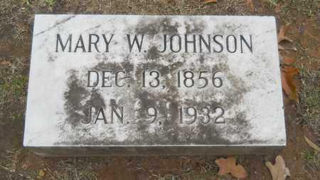 JOHNSON, MARY ELIZABETH - Caddo County, Louisiana   MARY ELIZABETH JOHNSON - Louisiana Gravestone Photos