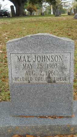JOHNSON, MAE - Caddo County, Louisiana | MAE JOHNSON - Louisiana Gravestone Photos
