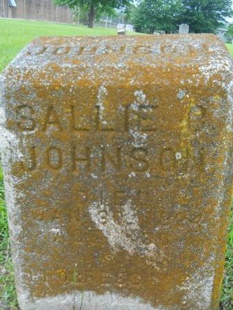 JOHNSON, SALLIE C - Caddo County, Louisiana | SALLIE C JOHNSON - Louisiana Gravestone Photos
