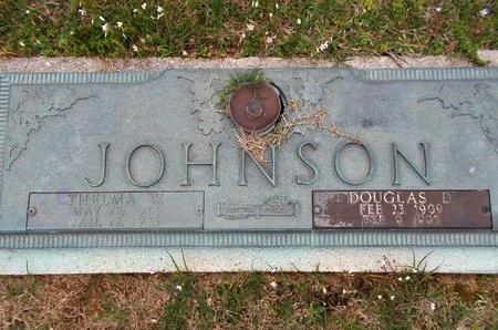 JOHNSON, THELMA W - Caddo County, Louisiana | THELMA W JOHNSON - Louisiana Gravestone Photos