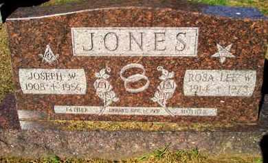 JONES, JOSEPH W - Caddo County, Louisiana | JOSEPH W JONES - Louisiana Gravestone Photos