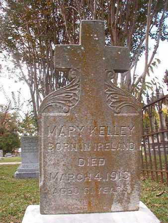 KELLEY, MARY - Caddo County, Louisiana   MARY KELLEY - Louisiana Gravestone Photos