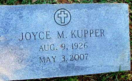 MYNER KUPPER, JOYCE - Caddo County, Louisiana   JOYCE MYNER KUPPER - Louisiana Gravestone Photos
