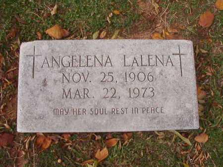 LALENA, ANGELENA - Caddo County, Louisiana   ANGELENA LALENA - Louisiana Gravestone Photos
