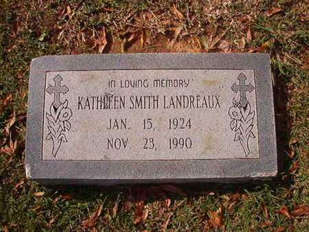 LANDREAUX, KATHLEEN - Caddo County, Louisiana | KATHLEEN LANDREAUX - Louisiana Gravestone Photos