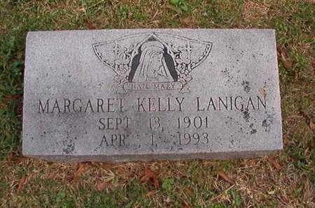 KELLY LANIGAN, MARGARET - Caddo County, Louisiana | MARGARET KELLY LANIGAN - Louisiana Gravestone Photos