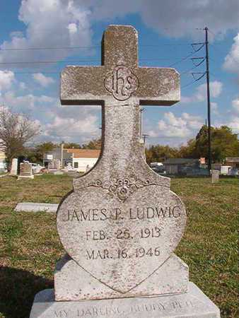 LUDWIG, JAMES P - Caddo County, Louisiana | JAMES P LUDWIG - Louisiana Gravestone Photos