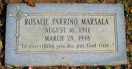 MARSALA, ROSALIE - Caddo County, Louisiana | ROSALIE MARSALA - Louisiana Gravestone Photos