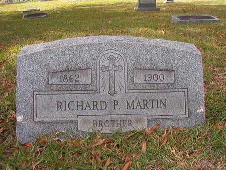 MARTIN, RICHARD P - Caddo County, Louisiana | RICHARD P MARTIN - Louisiana Gravestone Photos
