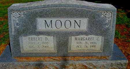MOON, ELBERT DALE - Caddo County, Louisiana | ELBERT DALE MOON - Louisiana Gravestone Photos
