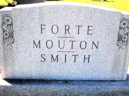 MOUTON, FAMILY STONE - Caddo County, Louisiana | FAMILY STONE MOUTON - Louisiana Gravestone Photos