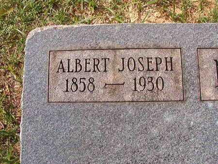 NOTARO, ALBERT JOSEPH (CLOSE UP) - Caddo County, Louisiana | ALBERT JOSEPH (CLOSE UP) NOTARO - Louisiana Gravestone Photos