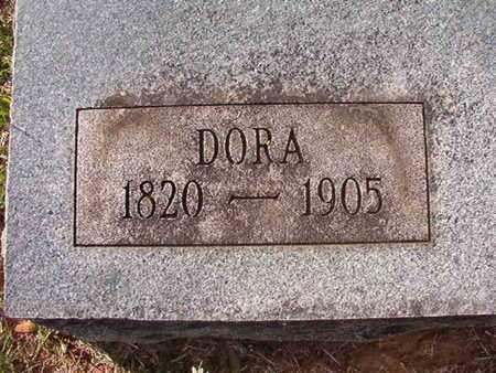 NOTARO, DORA (CLOSE UP) - Caddo County, Louisiana   DORA (CLOSE UP) NOTARO - Louisiana Gravestone Photos