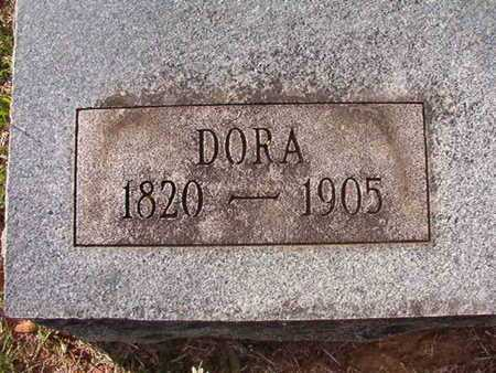 NOTARO, DORA (CLOSE UP) - Caddo County, Louisiana | DORA (CLOSE UP) NOTARO - Louisiana Gravestone Photos