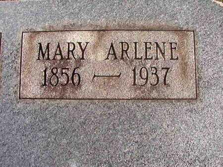 NOTARO, MARY ARLENE (CLOSE UP) - Caddo County, Louisiana | MARY ARLENE (CLOSE UP) NOTARO - Louisiana Gravestone Photos