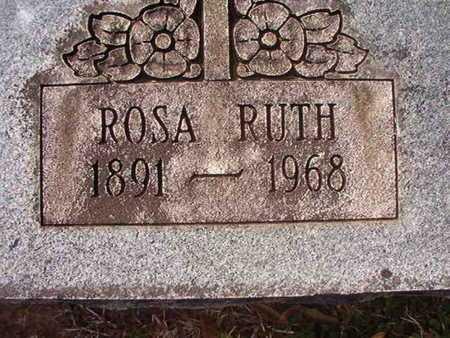 NOTARO, ROSA RUTH (CLOSE UP) - Caddo County, Louisiana | ROSA RUTH (CLOSE UP) NOTARO - Louisiana Gravestone Photos