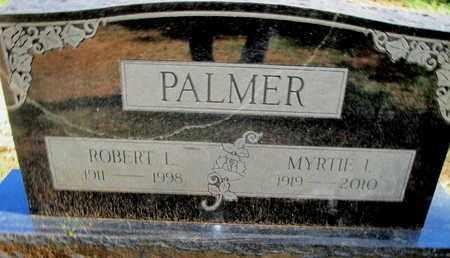 PALMER, ROBERT L - Caddo County, Louisiana   ROBERT L PALMER - Louisiana Gravestone Photos