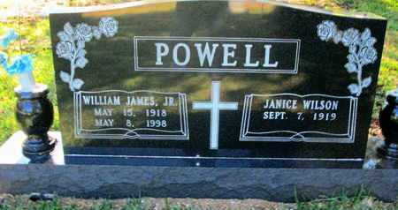 WILSON POWELL, MARY JANICE - Caddo County, Louisiana | MARY JANICE WILSON POWELL - Louisiana Gravestone Photos
