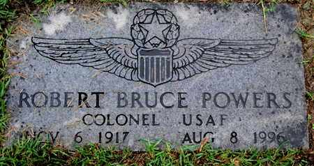 POWERS, ROBERT BRUCE (VETERAN 2 WARS) - Caddo County, Louisiana | ROBERT BRUCE (VETERAN 2 WARS) POWERS - Louisiana Gravestone Photos